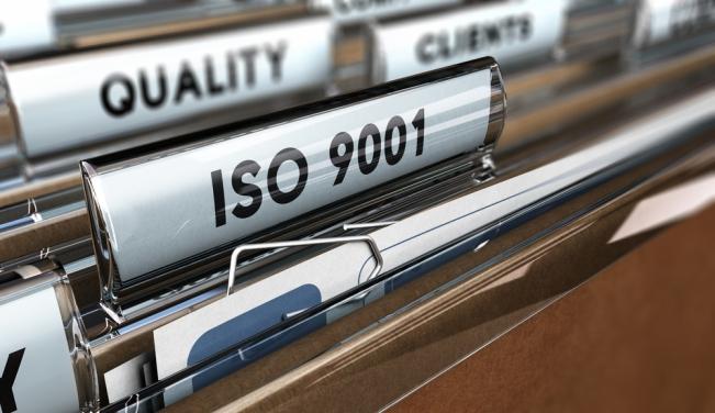 Joeny is ISO 9001 Certified